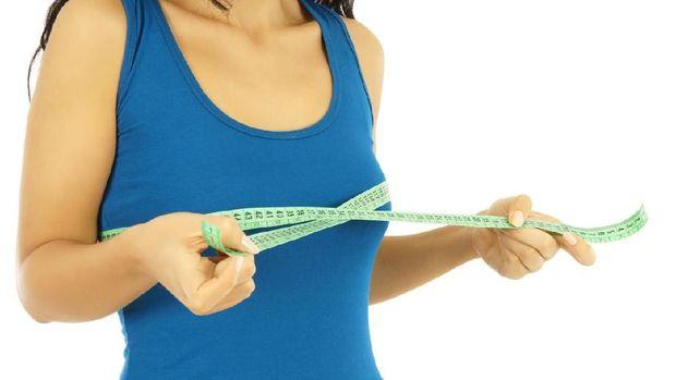 Cara memperbesar payudara bisa dengan cara alami tanpa operasi.