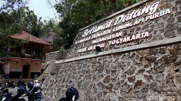 Jalur Sudah Aman, Naik Gunung Api Purba Nglanggeran Lagi Yuuk...