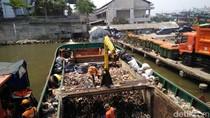 Sampah Plastik Mengalir Sampai Jauh, Akhirnya ke Laut Jakarta