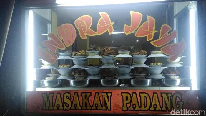 Ilustrasi rumah makan padang (Ardhi Indra Prasetya/detikcom)