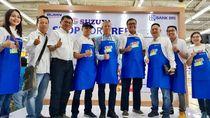 BRI Gelar Promo Belanja Gratis Pakai My QR di Suzuya Medan