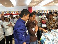 Jokowi saat bertanya harga beras.