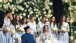 Potret Raja Malaysia dan Ratu Kecantikan Rusia