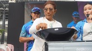 Susi Masak Ikan Bareng Chef Marinka dan Chandra, Gimana Rasanya?