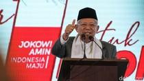 Elektabilitas Stagnan di Survei, Maruf Bicara Gaet Swing Voters
