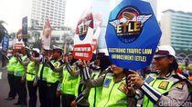 33 Hari Penerapan Tilang Elektronik di DKI, 193 Kendaraan Diblokir