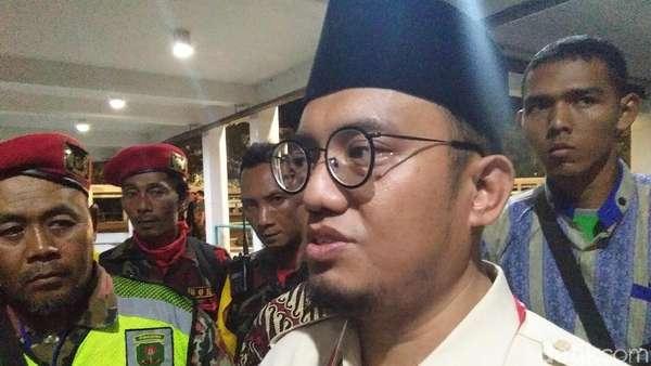 Panitia Kemah dari PP Pemuda Muhammadiyah Minta Maaf ke Dahnil