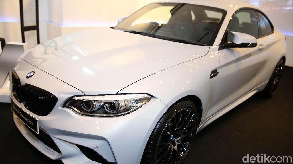 Lebih Buas, BMW M2 Competition Mendarat di Indonesia