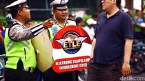 4 Bulan Tilang Elektronik Diberlakukan, Polisi: Pelanggaran Berkurang 70%