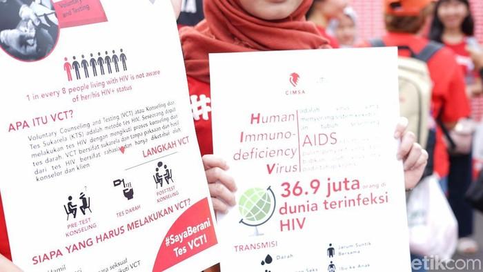 Infeksi HIV pada ibu rumah tangga termasuk tinggi (Foto: Ayunda Septiani/detikHealth)