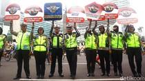 Polisi Luncurkan Tilang Elektronik di Bundaran HI
