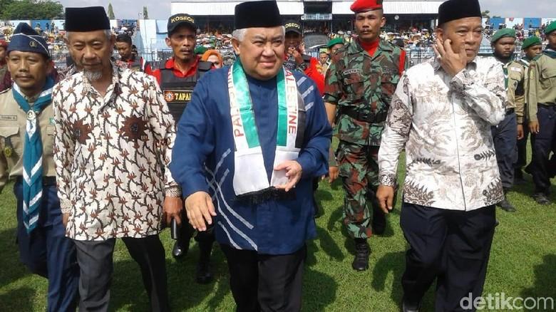 Din Syamsuddin Ajak Warga Muhammadiyah Gunakan Haknya di Pemilu 2019