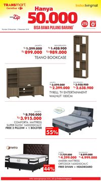 Hanya Rp 50 Ribu, Bawa Pulang Furnitur Ini di Index Living Mall