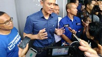 AHY Pertanyakan Kaitan Perusakan Baliho SBY dengan Kedatangan Jokowi