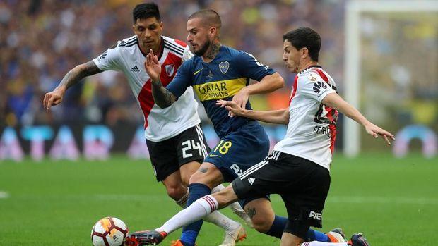 Cristiano Ronaldo disebut menolak undangan untuk menyaksikan laga River Plate lawan Boca Juniors.
