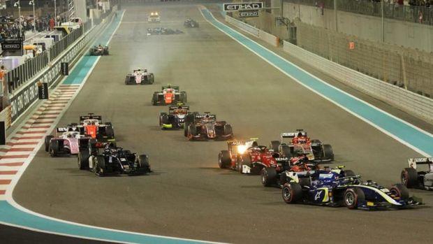 Balapan di Abu Dhabi diklaim cukup menyulitkan.