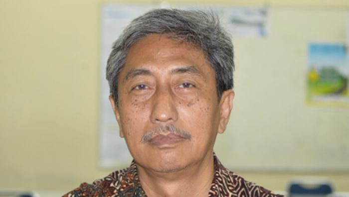 Guru Besar Bidang Ilmu Fisika, Universitas Indonesia Profesor Harsono Soepardjo Foto: istimewa (http://www.fisika.ui.ac.id)