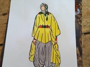 Viral karena Desain Bajunya, Pria Difabel Ini Ingin Bertemu Ivan Gunawan