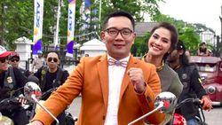 Jaga Perasaan Pasangan Seperti Duet Ridwan Kamil-Maudy Koesnaedi