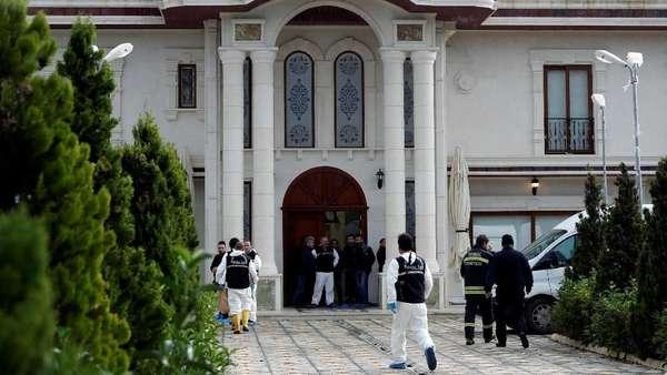 Tim Saudi Awalnya Berencana Bunuh Khashoggi di Vila Pinggiran Turki
