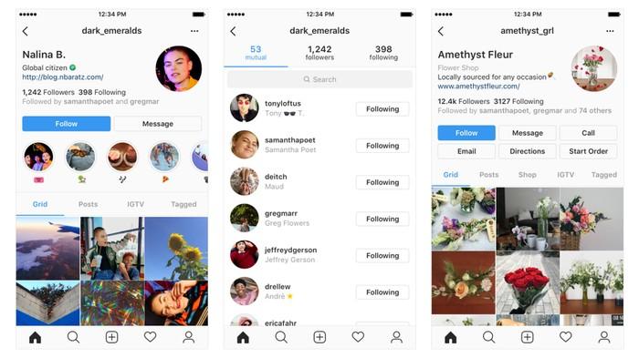 Profil Instagram bakal dipermak. Foto: Instagram