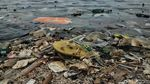 Sampah Plastik Ancam Laut Jakarta