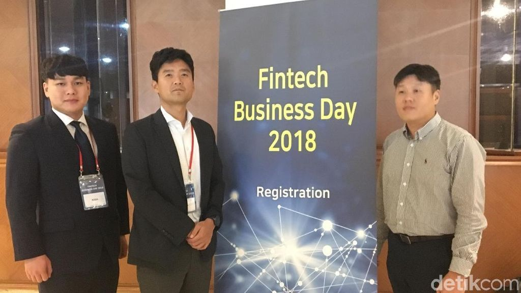 Korea Selatan Naksir Industri Fintech RI