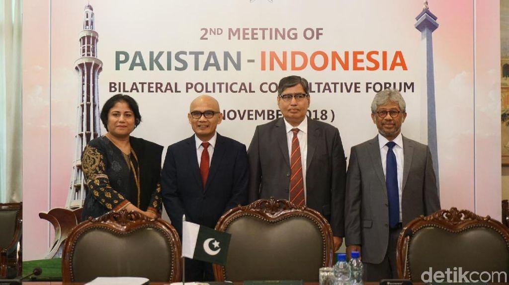 RI Minat Jual LNG dan Bangun Pembangkit Listrik di Pakistan