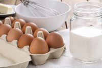 Agar Kue Enak Rasanya Simpan Bahan-bahan Kue dengan Trik Ini