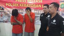 Polisi Tangkap Pencuri Taksi Online Berkedok Anggota Polisi