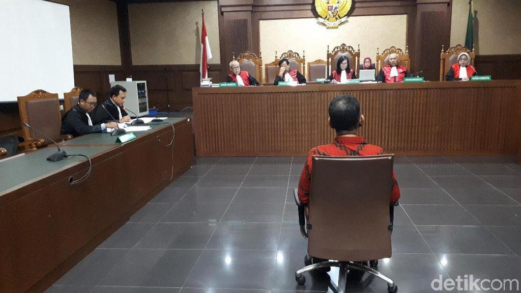 Saiful Perantara Suap Irwandi Yusuf Dipindah ke Lapas Banda Aceh