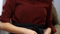Meghan Markle Pamer Perut Buncitnya di British Fashion Awards 2018