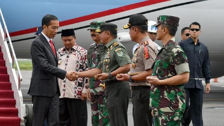 Jokowi Minta TNI Respons Perubahan Global