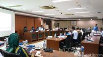 DPD RI Rapat Bareng Kemenhub-KNKT-Lion Air Bahas Pesawat Jatuh