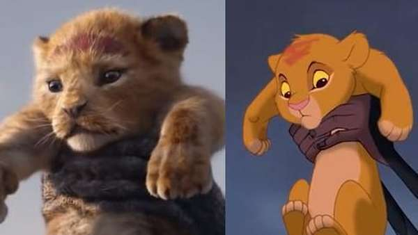 Perbandingan The Lion King Versi 1994 dan 2019