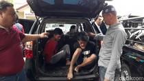 Dua Begal Motor Bersajam Diringkus Polisi Brebes