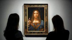 160 Lukisan Leonardo da Vinci Bakal Dipamerkan di Prancis