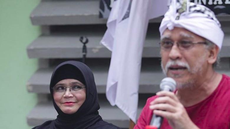 Ungkapan Cinta Iwan Fals pada Istri, Semanis Gubahannya /Foto: instagram