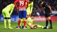 Pukulan Ganda untuk Barcelona: Rafinha Cedera ACL, Sergi Roberto Hamstring