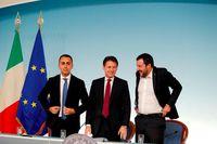 Polemik Anggaran, Morgan Stanley Pangkas Proyeksi PDB Italia