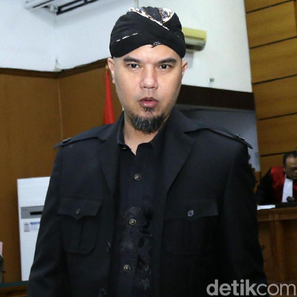 Polda Jatim Menepis Serangan Ahmad Dhani