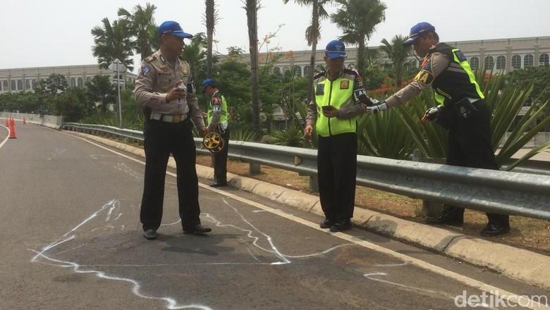 Pikap Pengangkut Santri di Tangerang Pakai Stiker Kir Palsu