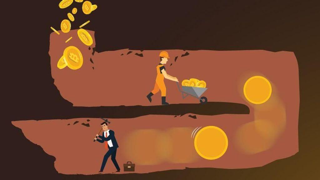 Berkat Uang Digital Facebook, Bitcoin Tembus Rp 142 Juta