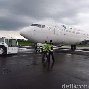 Penjelasan Garuda dan Sriwijaya soal Retak di Pesawat