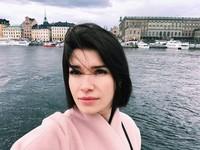 Di Rusia, ia juga gemar traveling ke berbagai tempat (oks_voevodina/Instagram)