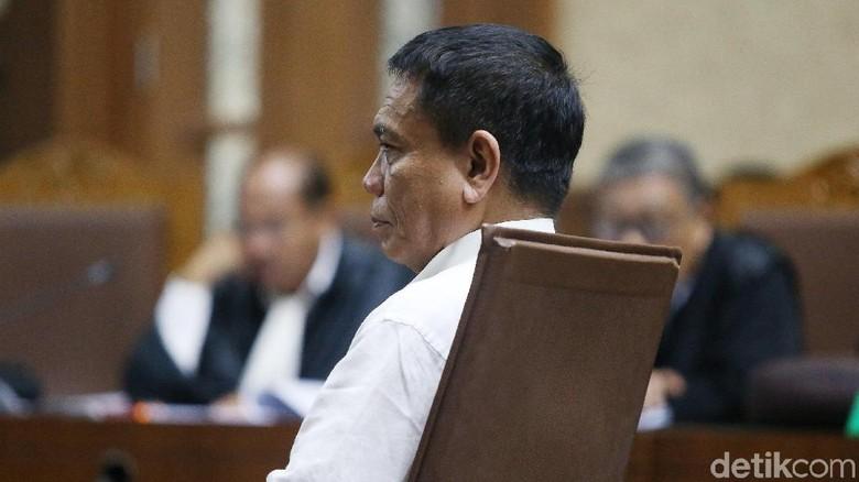 Di Sidang, Plt Gubernur Aceh Ralat Kesaksian Soal Steffy Burase