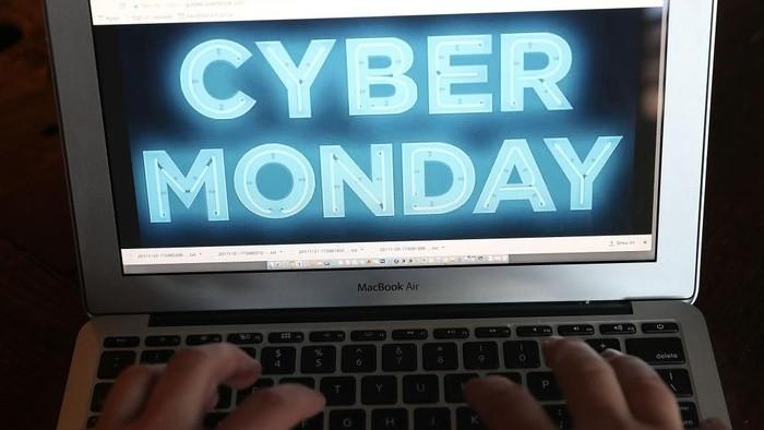 Setelah Black Friday, giliran hadir Cyber Monday (Foto: Justin Sullivan/Getty Images)