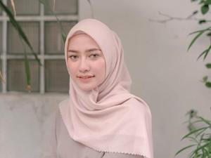 Hijab Bahan Voal Polos 16