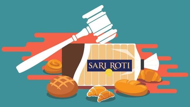 Sari Roti vs KPPU Soal Denda Rp 2,8 M