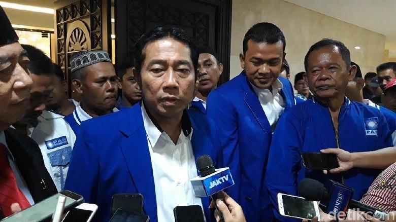 Terpilih Jadi Anggota DPR F-PAN, Lulung Janji Terus Kritis ke Pemerintah